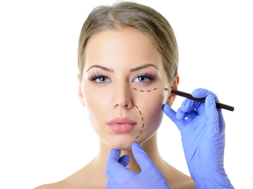 Plastic surgeon