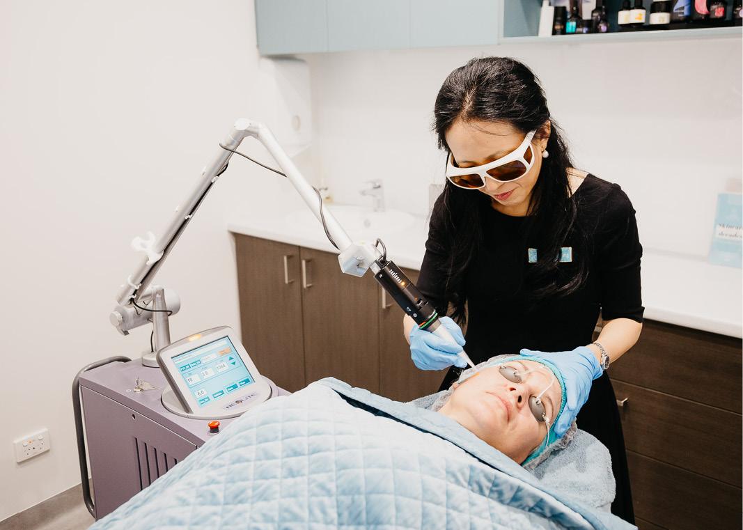 laser skin-serenity medical clinic